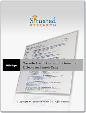 UX and SEO White Paper