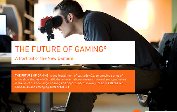 The Future Of Gaming: A Portrait Of The New Gamers
