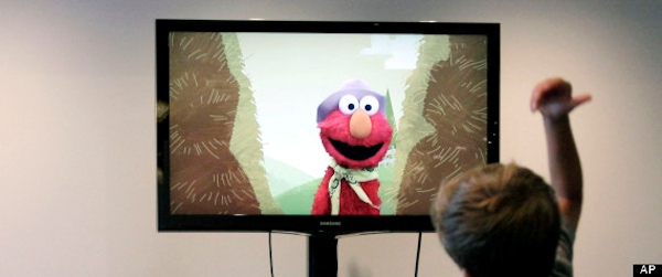 In 'Kinect Sesame Street TV' On Xbox, The TV Talks Back To Kids