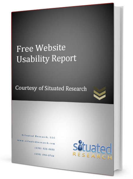 Free Usability Report
