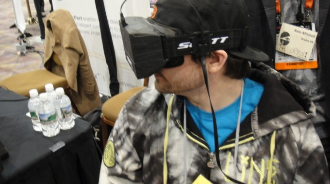 Eyes-On With The Oculus Rift's Jaw-Dropping Virtual Reality System