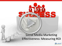 Social Media Marketing Effectiveness Measuring ROI Webinars