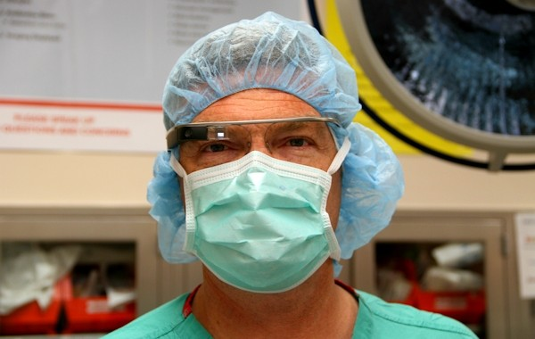 Ohio State Doctor Shows Promise Of Google Glass In Live Surgery