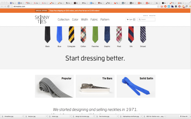 marketing information design