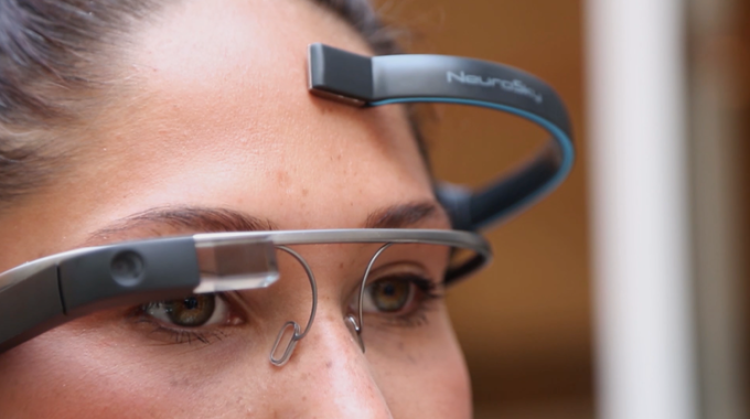 London Firm Creates Mind-Controlled Commands For Google Glass