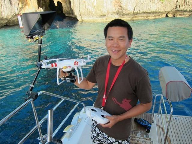 GoPro's Hero 4 camera