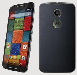 Motorola's Moto X smartphone